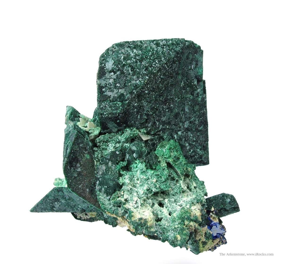 Tsumeb greatest mines known things Malachite crystals pseudomorphed