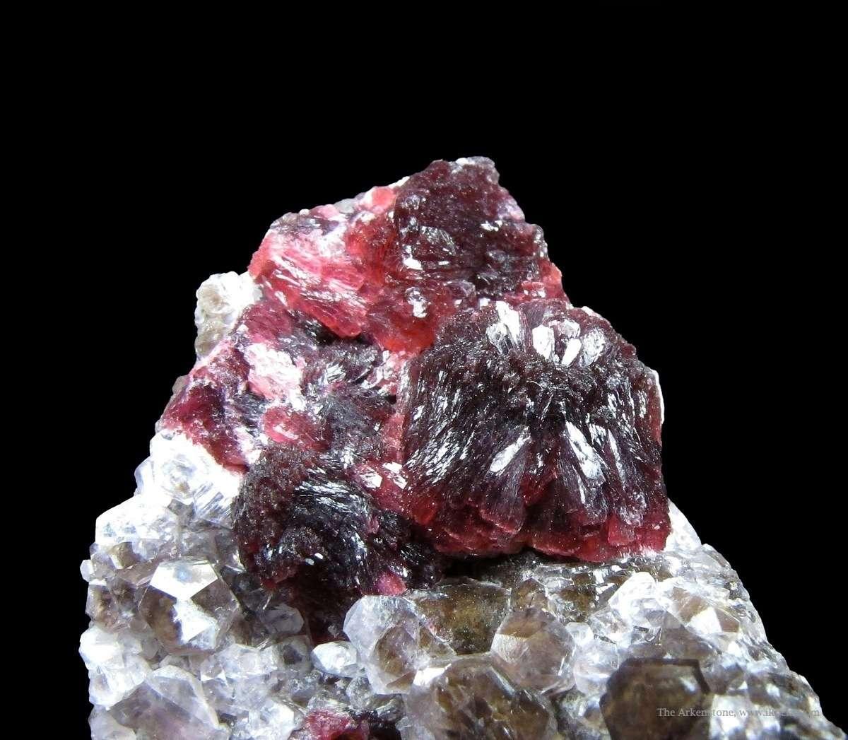 Talmessite uncommon hydrous Arsenate These spheroidal aggregates