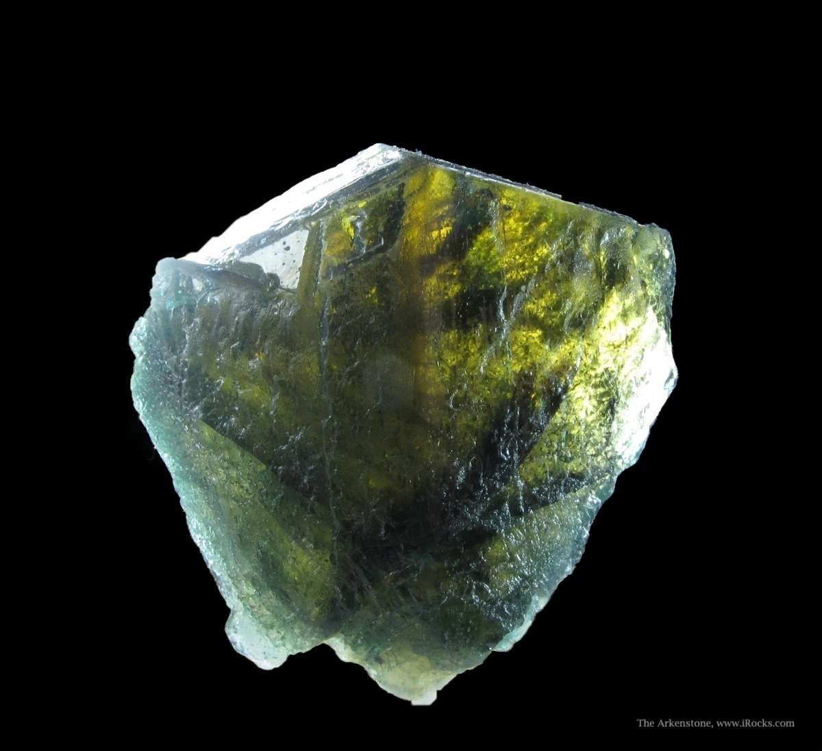 An exceptional crystal phosphate Lazulite confused Lazurite remarkable