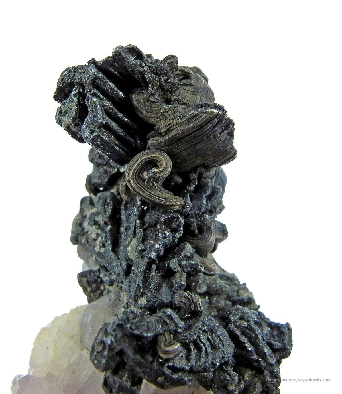 A fine silver combination specimen famous mines Guanajuato Mexico I
