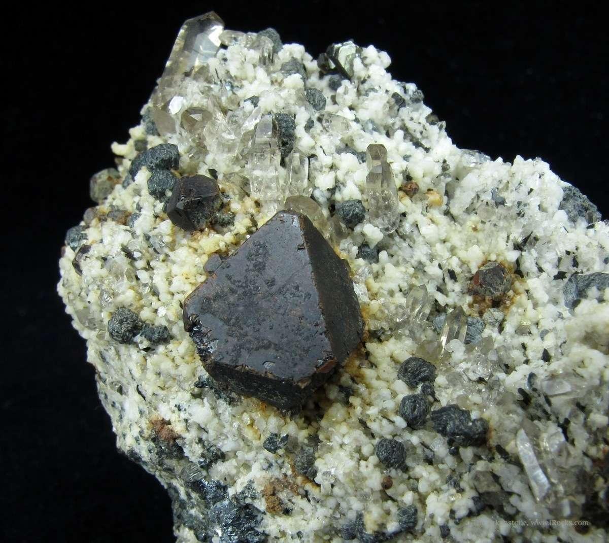 These matrix Cafarsites fine examples rare alpine minerals Piedmont