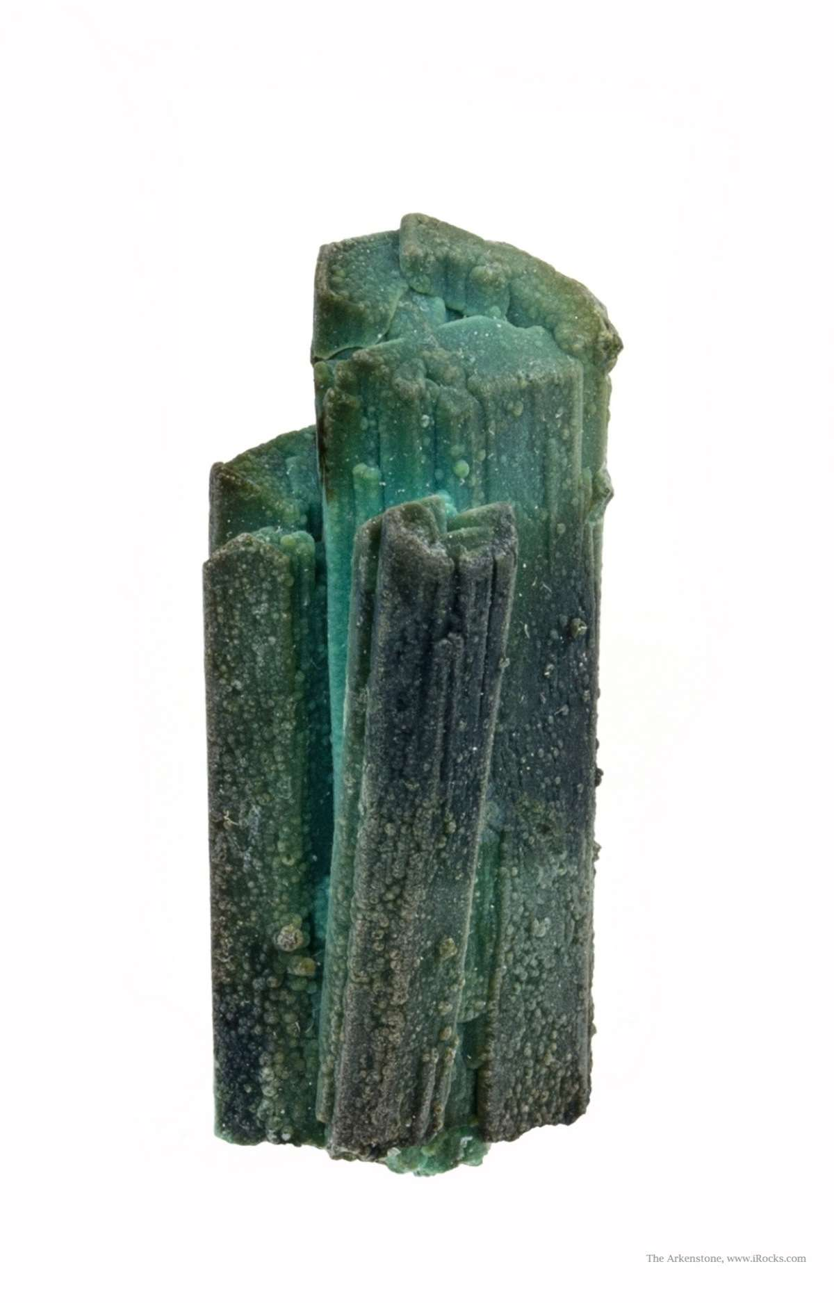 A classic example rare stereotypic replacements azurite chrysocolla