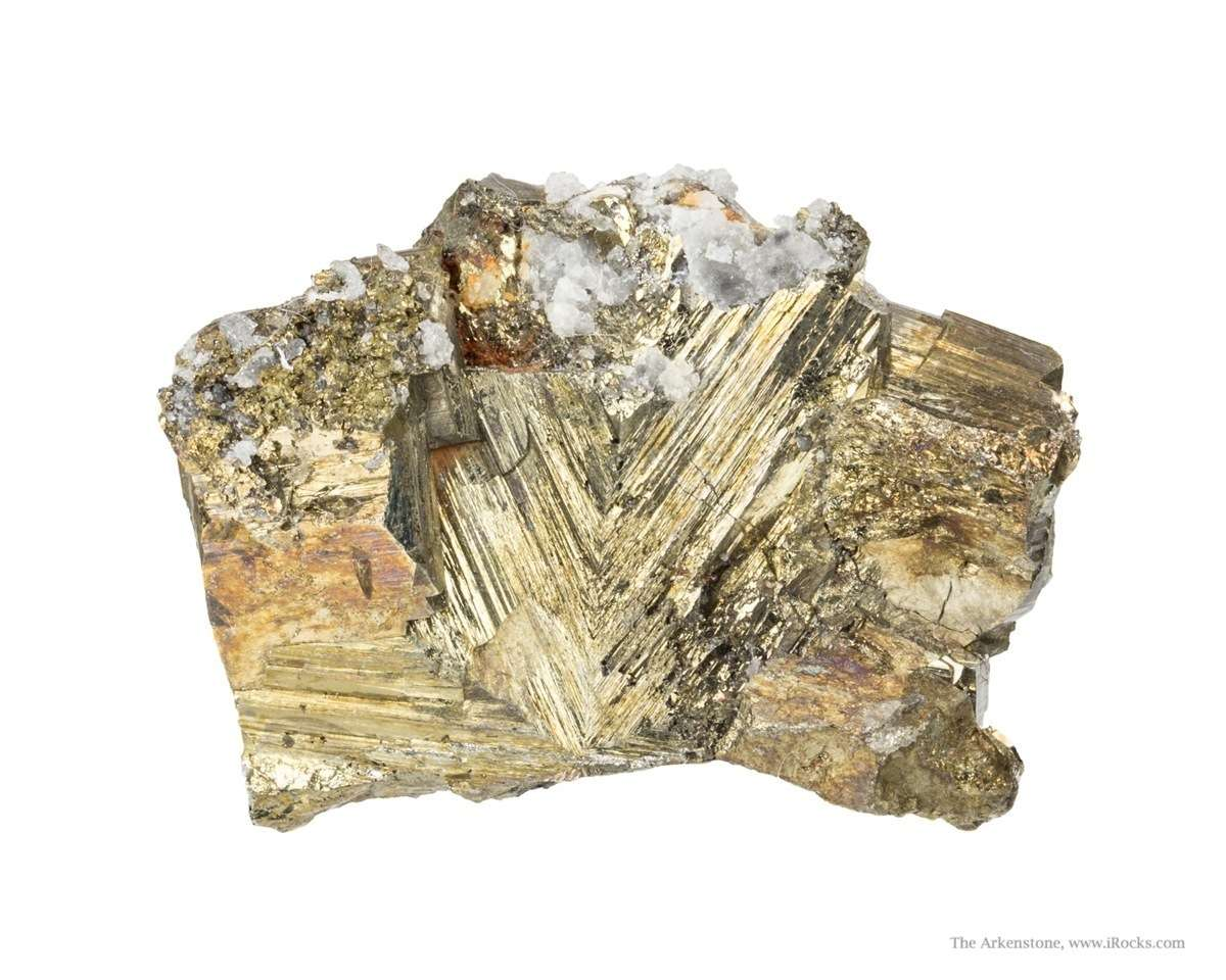 Cubanite small considered far world s best A typically sized crystal