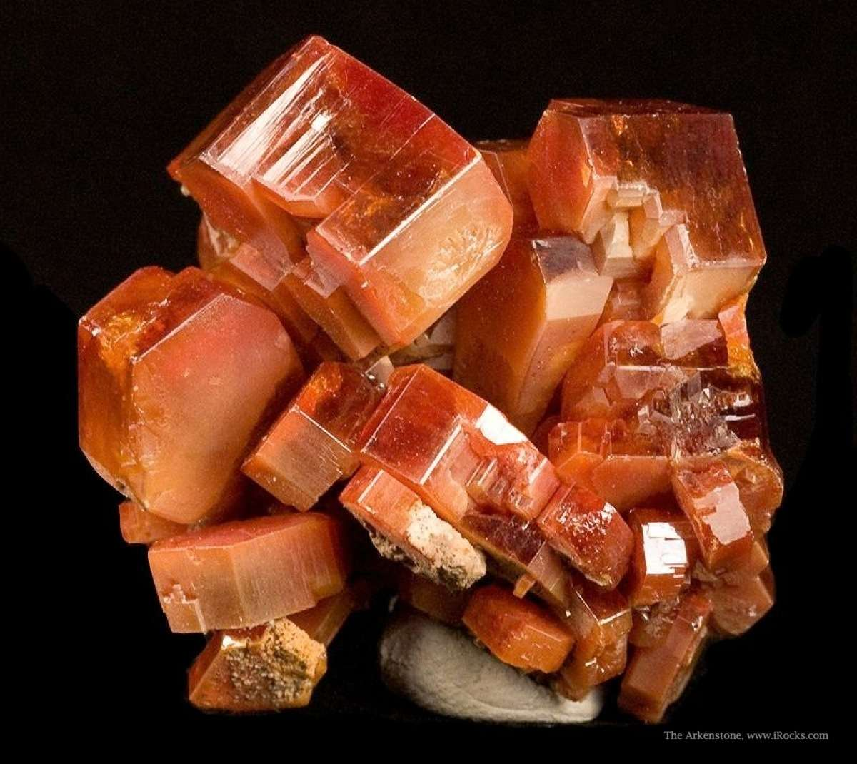 From 2009 noted thick robust crystals fine aesthetic specimen crystals