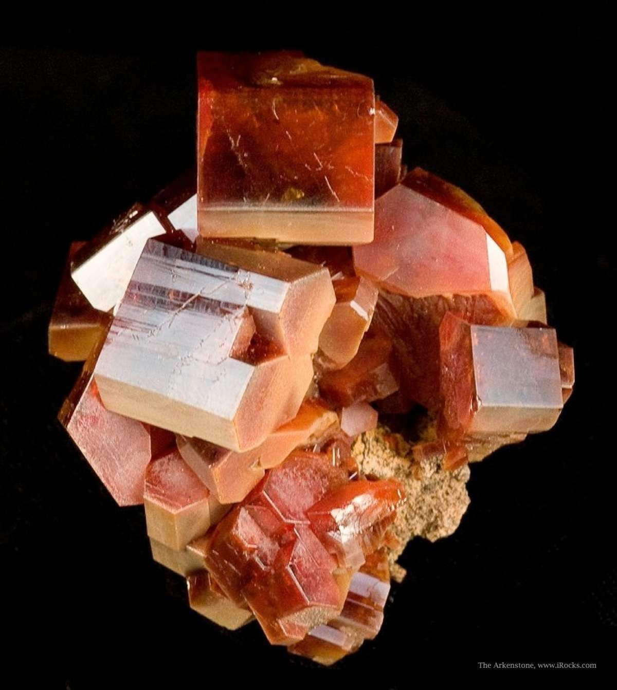 From 2009 noted thick robust crystals fine specimen crystals 2 5 cm