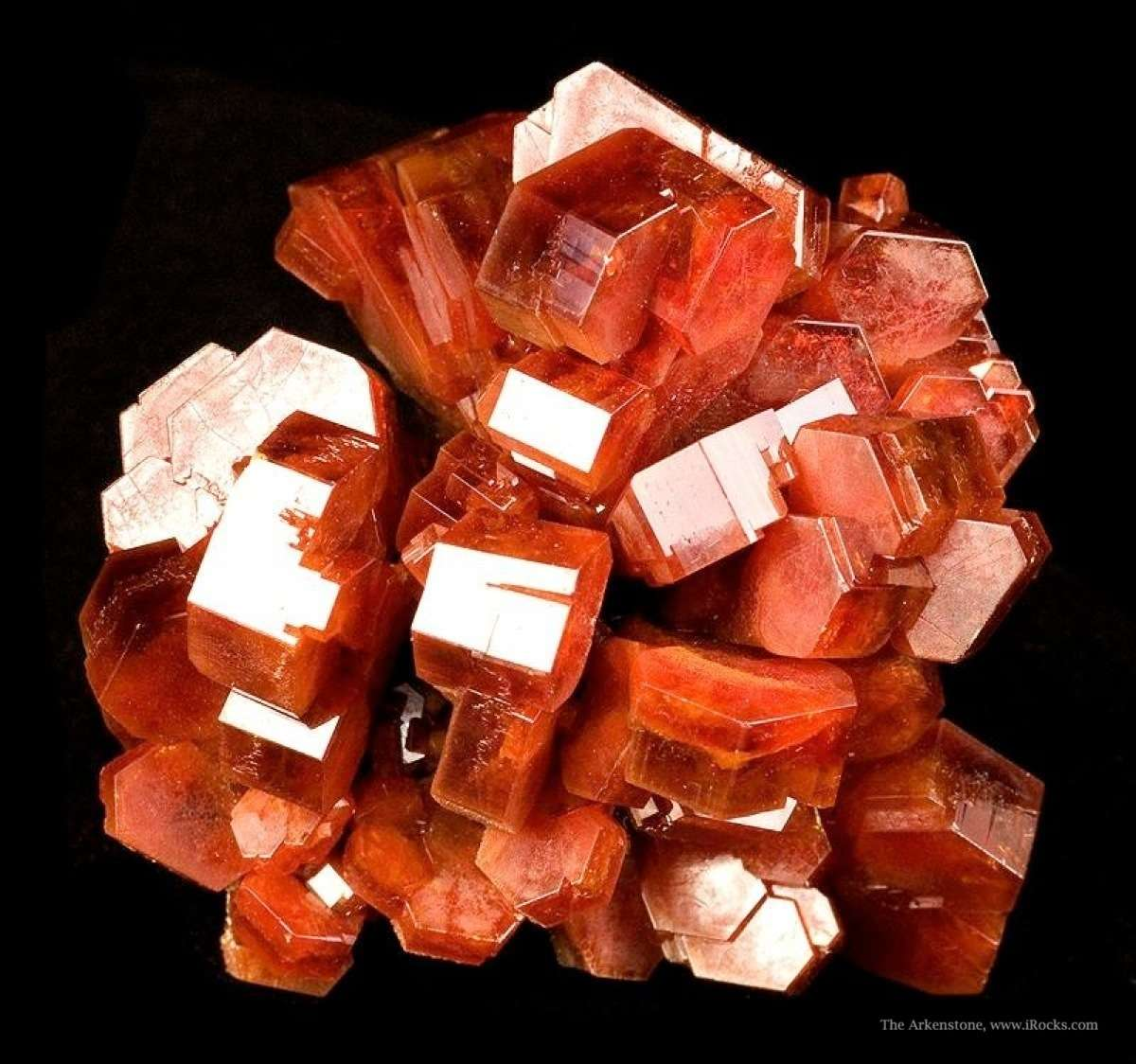 From 2009 noted thick robust crystals tabular specimen crystals 1 7 cm