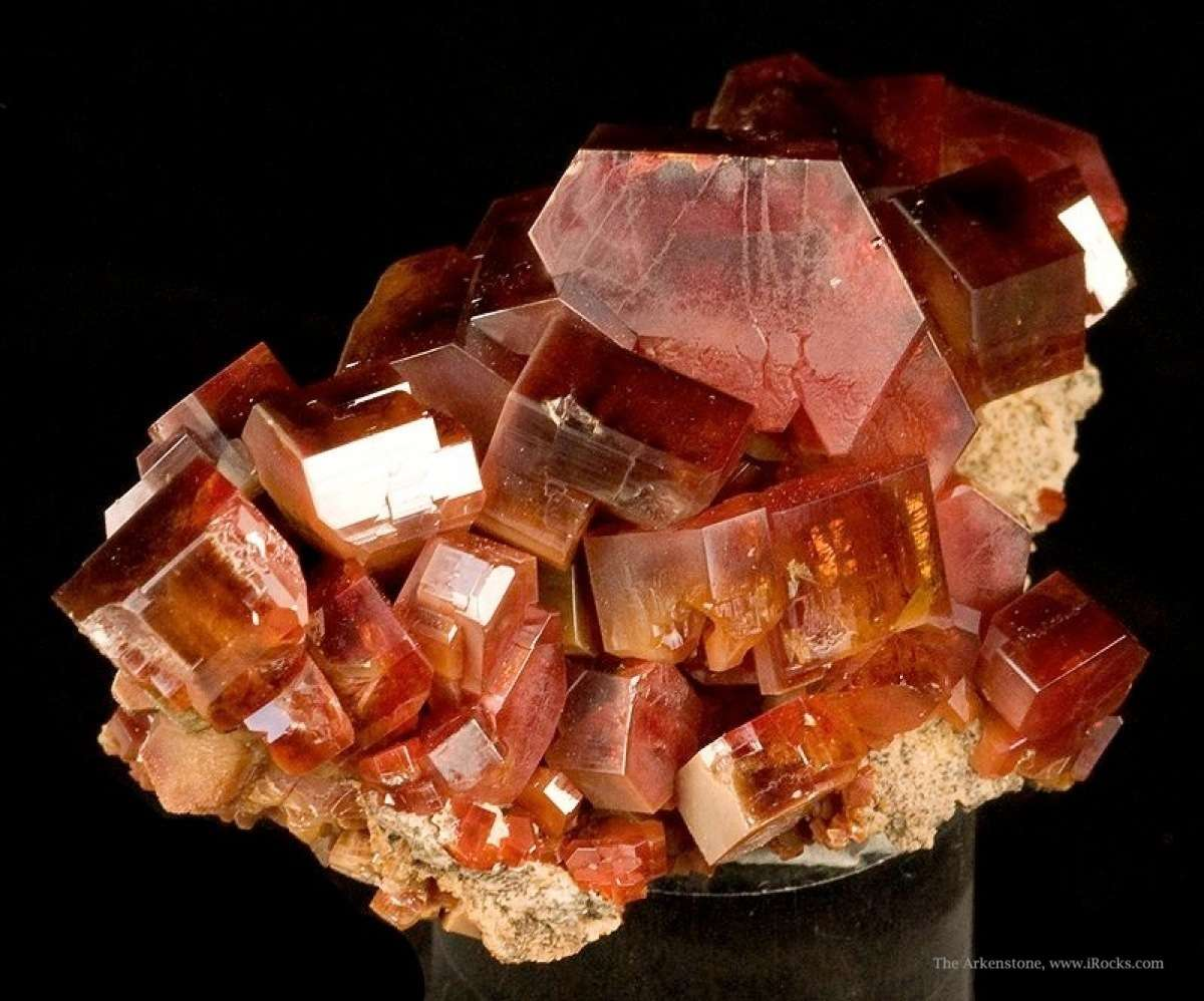 From 2009 noted thick robust crystals fine specimen crystals 1 8 cm