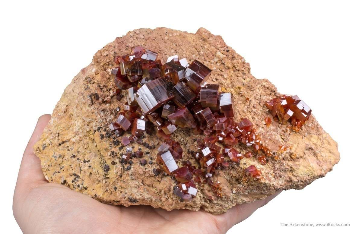 From 2009 noted thick robust crystals dramatic specimen crystals 2 1