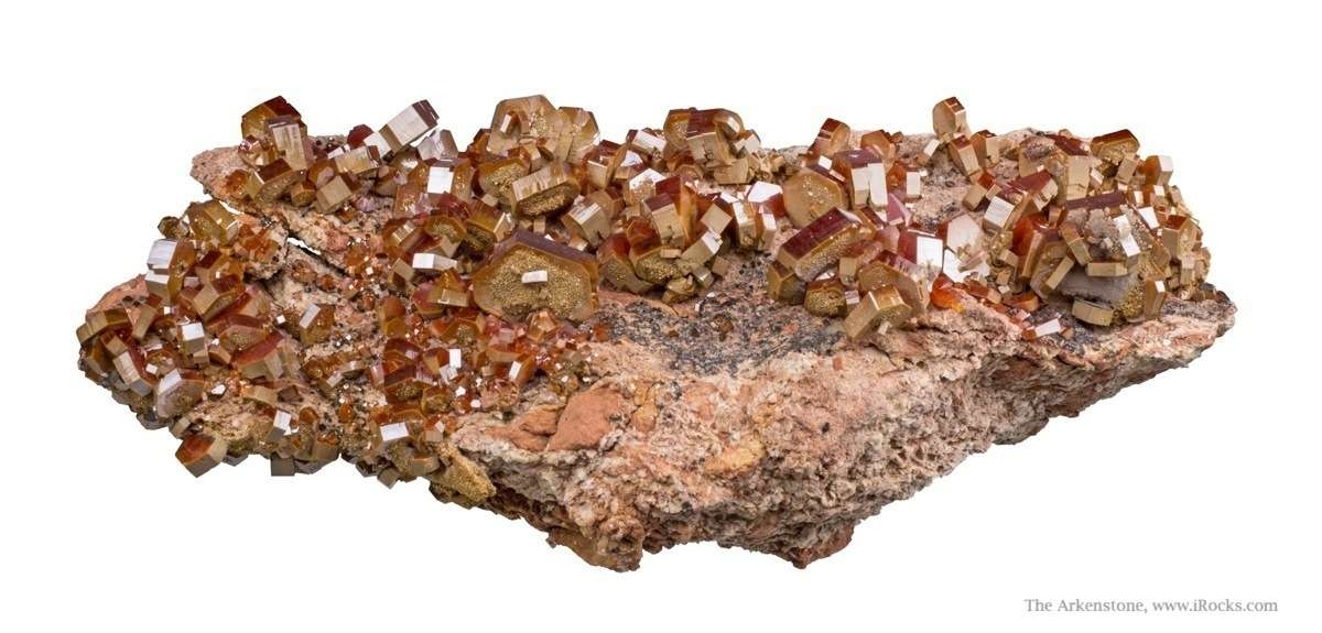 From 2009 noted thick robust crystals large specimen crystals 2 0 cm