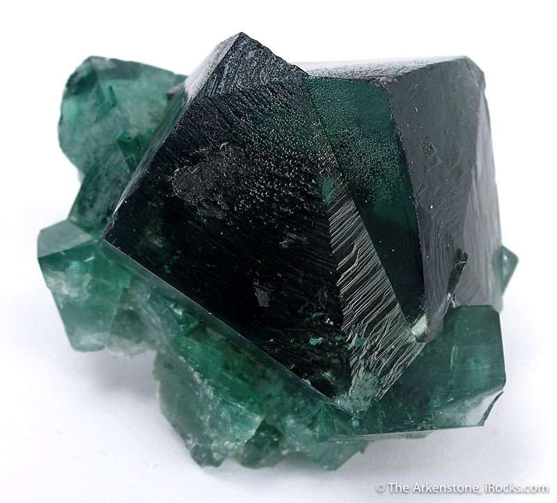 To exciting new trickle fluorite specimens brought UK Cal Graeber s