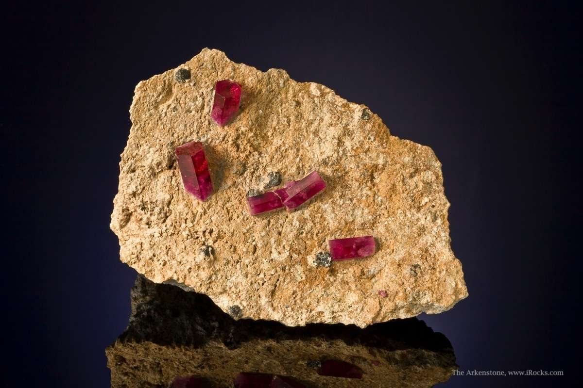 This famous red beryl emerald specimens world It illustrated