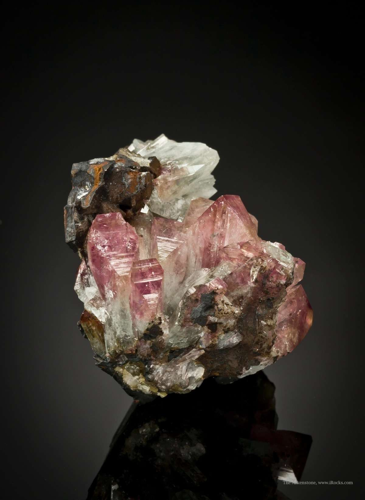 In 1980 wonderful manganoan adamite Mina Ojuela initially mislabeled