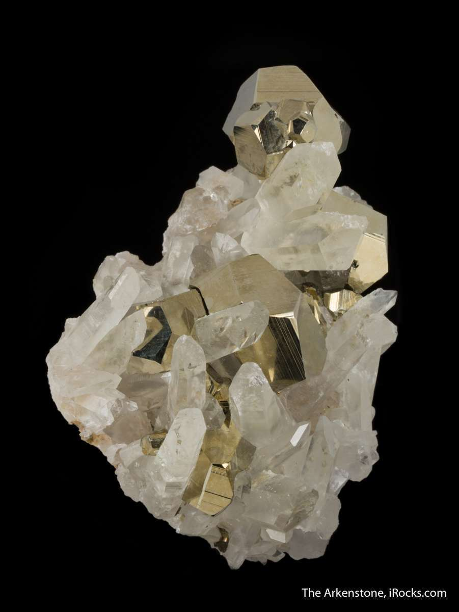 Spruce Claim pyrites finest USA finest world best Rarely great
