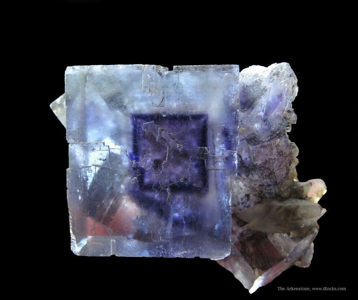 Opportunities wonderfully zoned southern Illinois Fluorites don t come