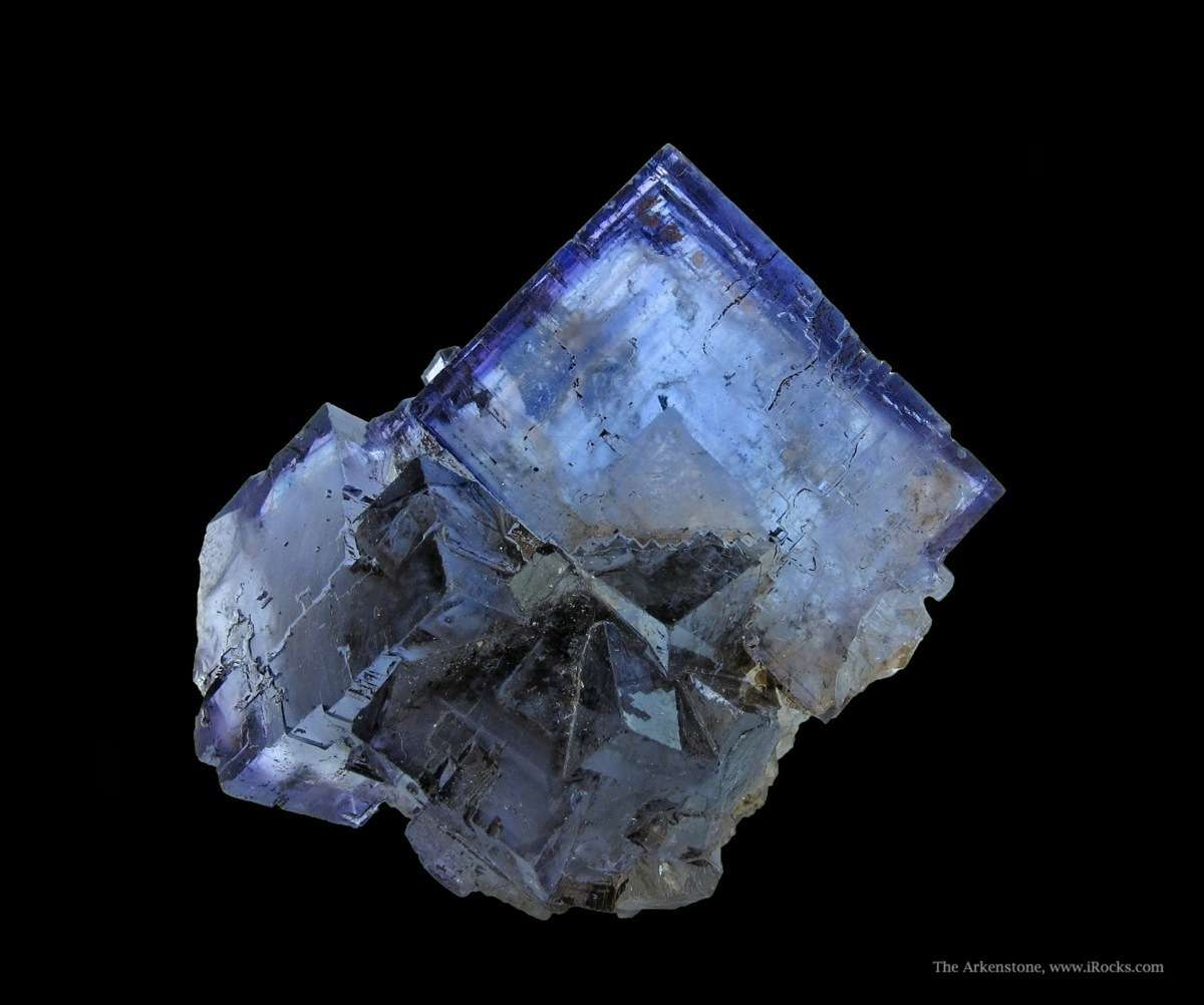 Mined 1989 Fluorites exceptional quality Annabel Lee Not gemmy good