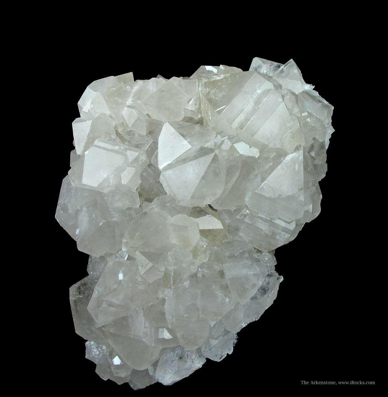 Quartz Cave Rock quite rare crystallized exceptional The Lillie