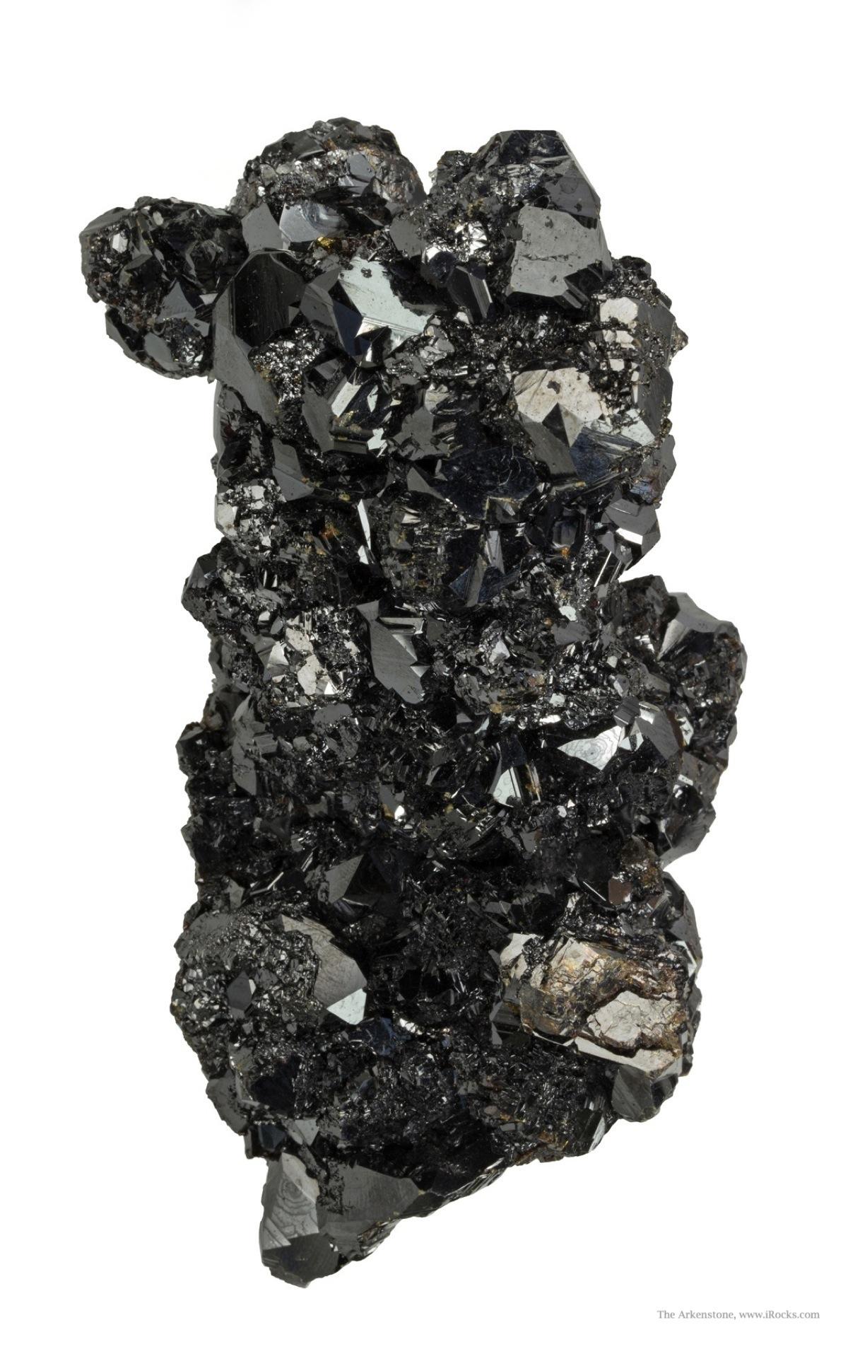 A gorgeous specimen really glassy sphalerites older mines district