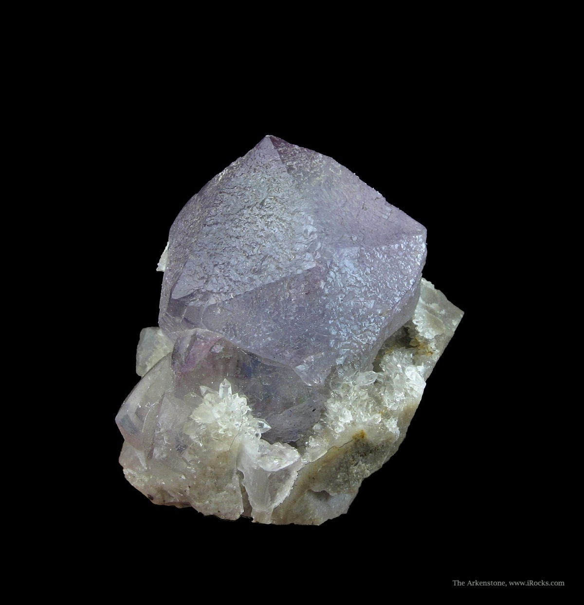 The Hansonburg District produced attractive intriguing Fluorites years