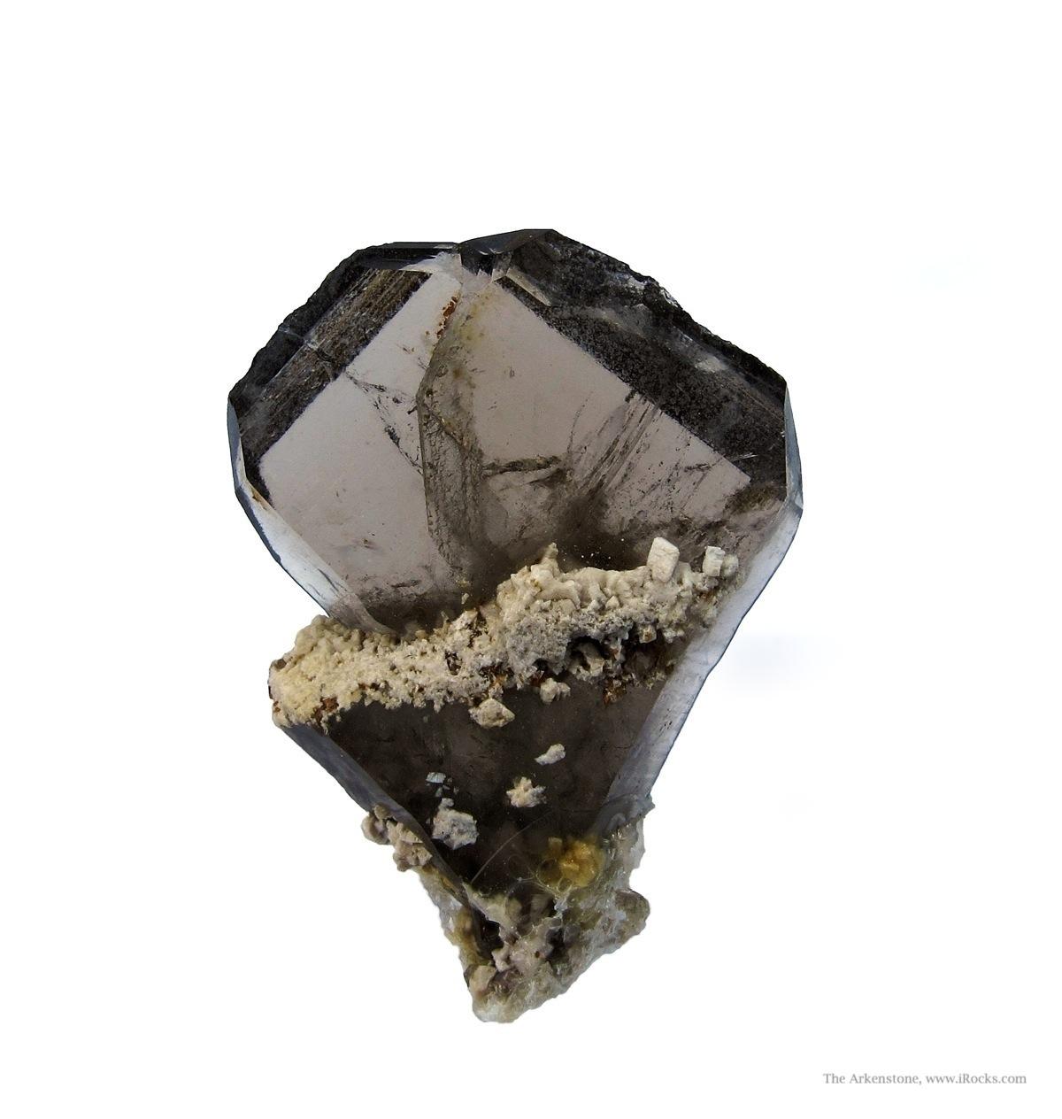 A MAJOR thumbnail specimen great iconic finds quartz time Originally
