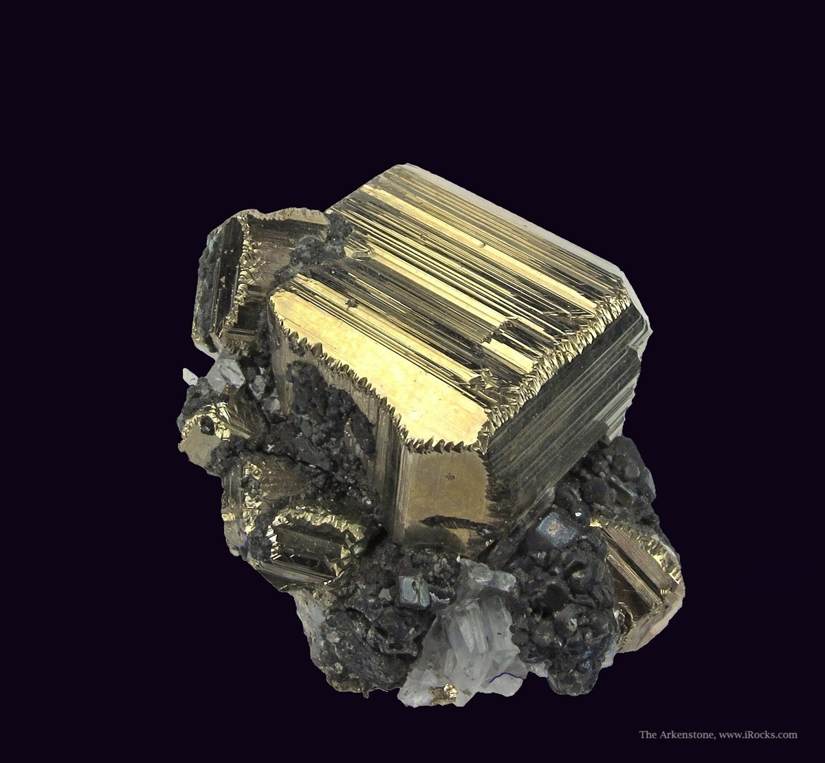 This Pyrite great Sweet Home Mine amazing matter It composed bright