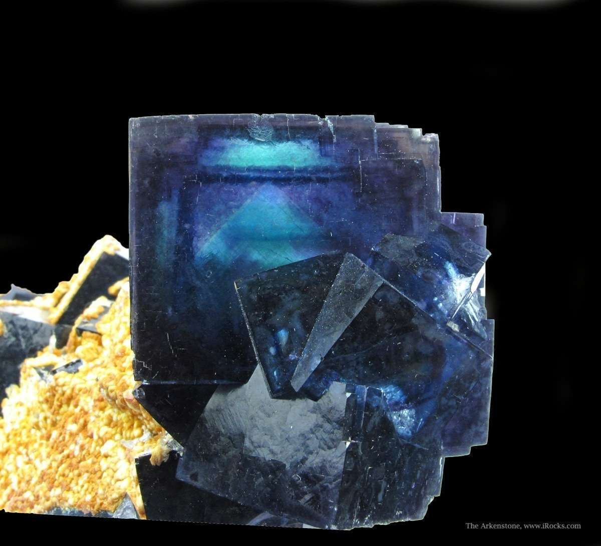 Okorusu renowned multi hued attractive Fluorites I remarkable piece