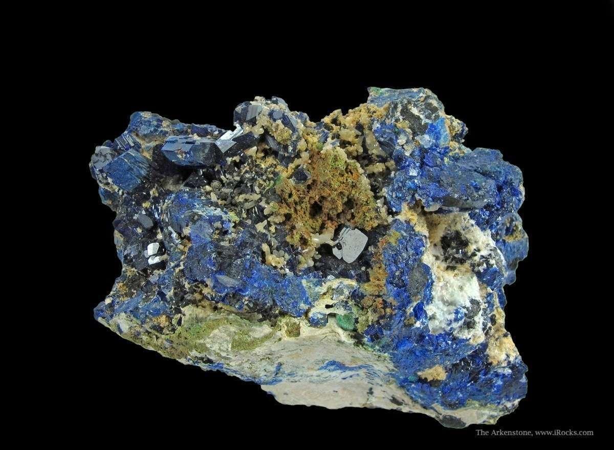 Good representative combination piece world famous Tsumeb Mine