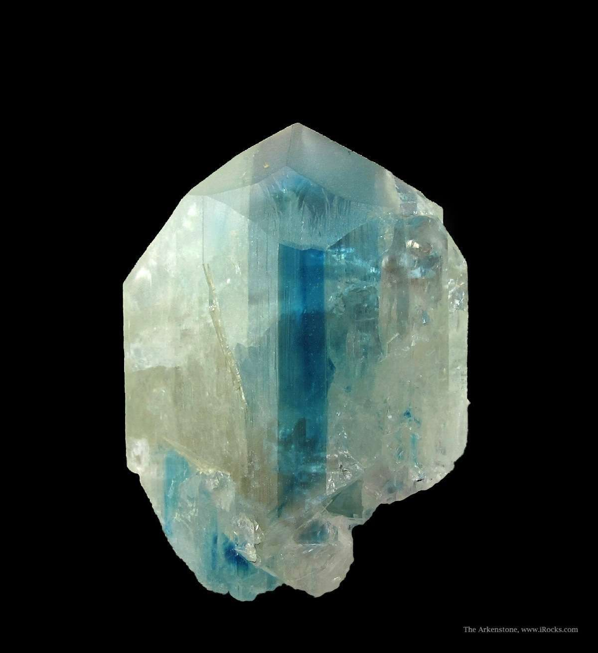 A highly desired species relatively large crystal Euclase famous
