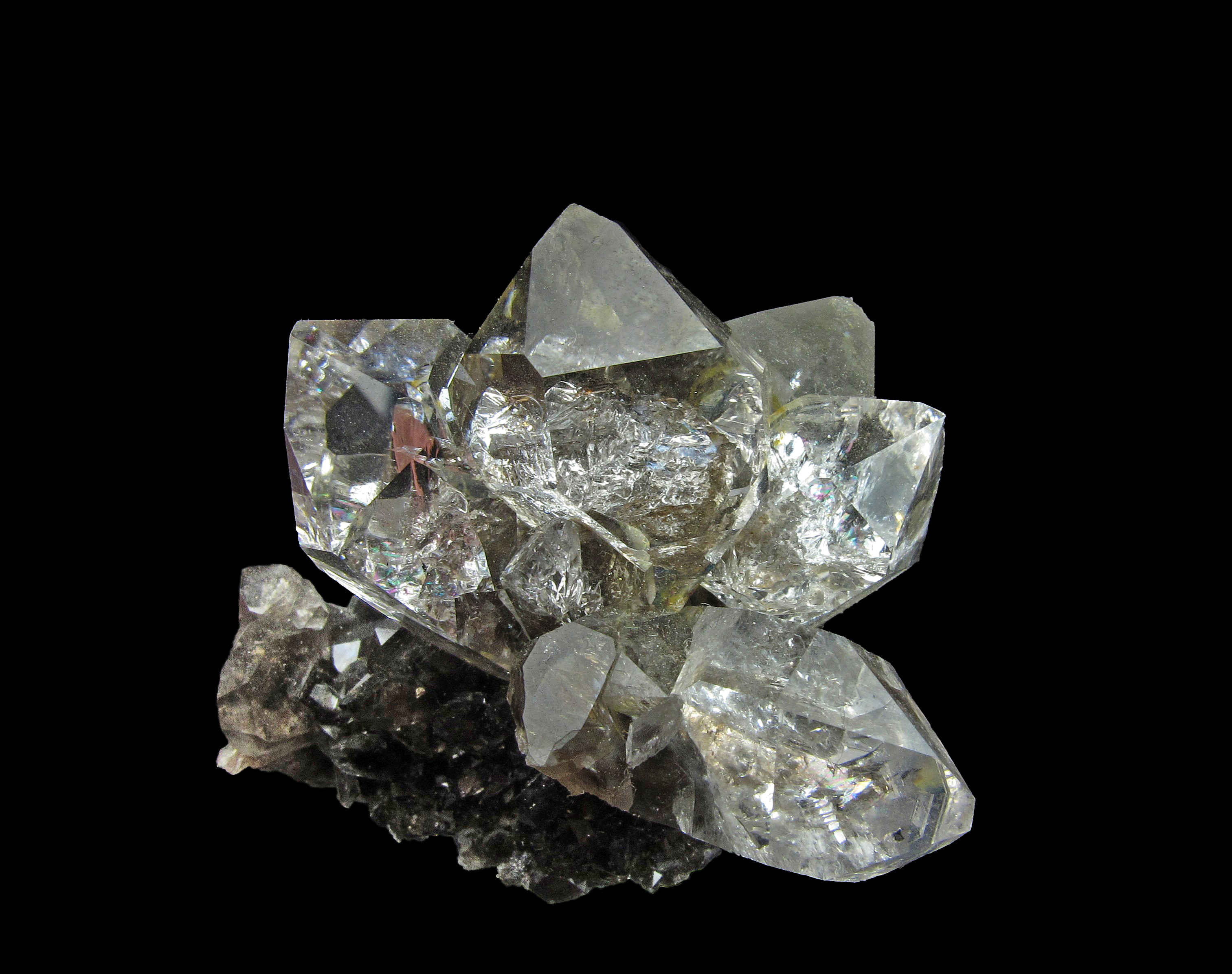 Herkimer Diamonds famous sharp doubly terminated form amazing
