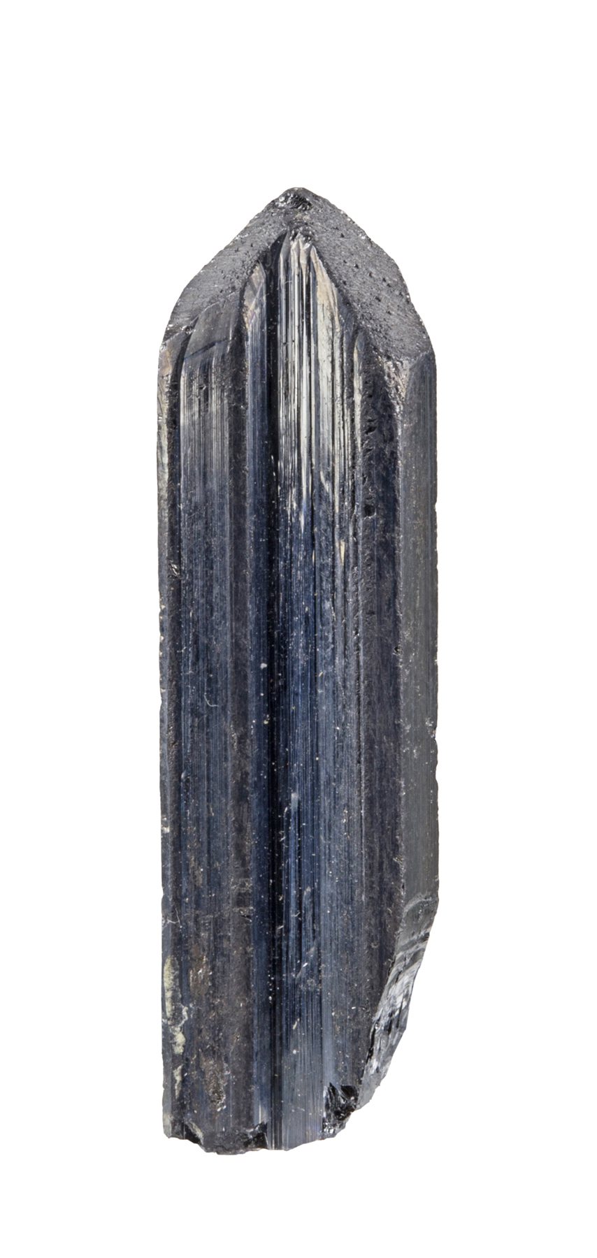 A classic old time terminated Stibnite crystal renowned Ichinokawa