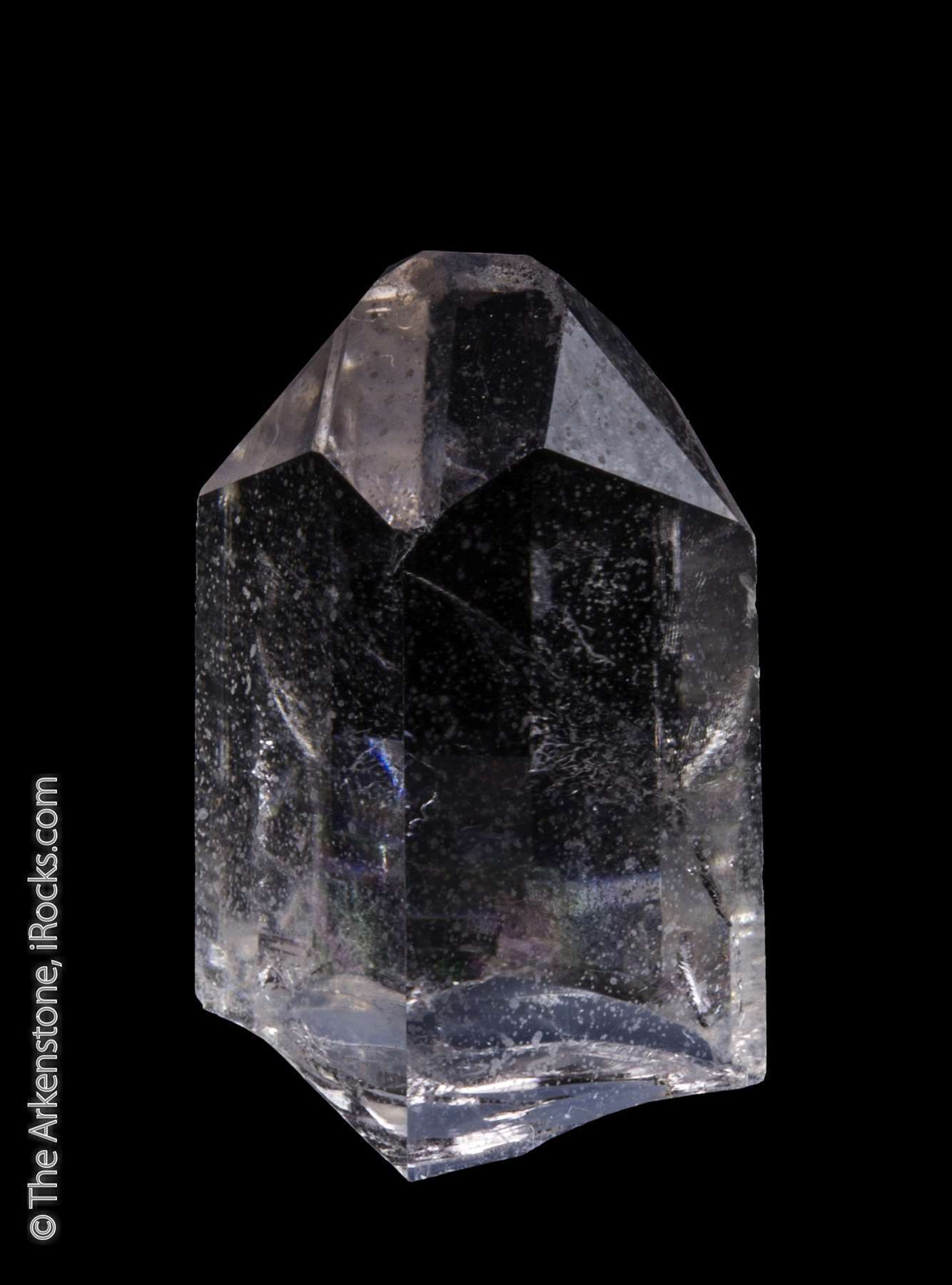A GEM This amazing crystal pristine totally limpid competition quality