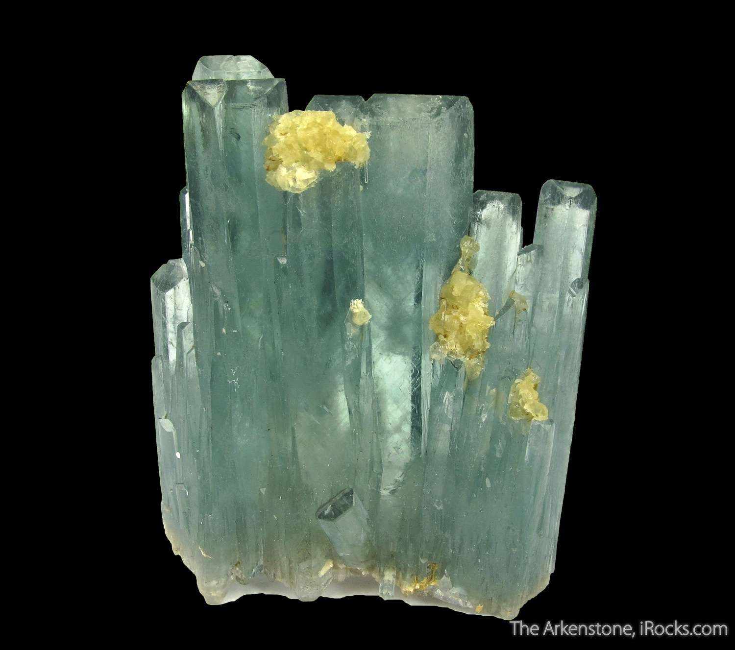 This locality produced classic easily recognizable Baryte specimens