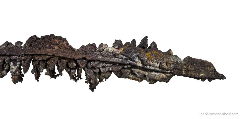 This venerable old poly metallic deposit especially famous Mimetite