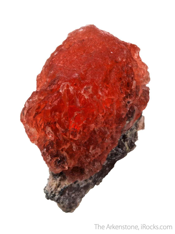 Triplite known forming blobby crystals reason tend deformed growth