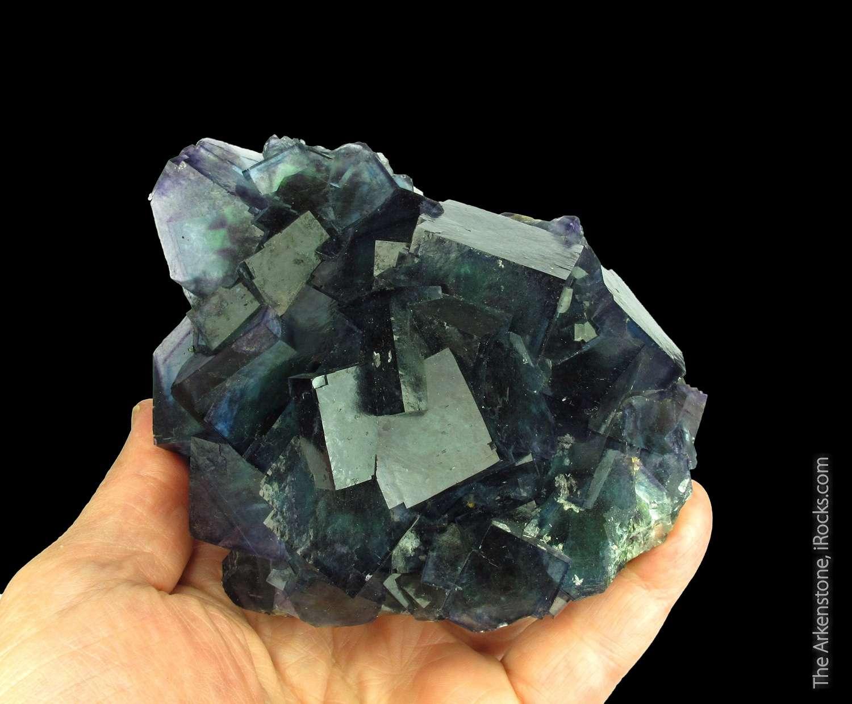 Okorusu renowned multi hued attractive Fluorites fortunate piece good
