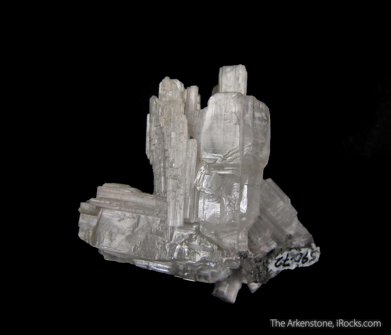 This attractive sharp unusual Cerussite specimen Bunker Hill famous