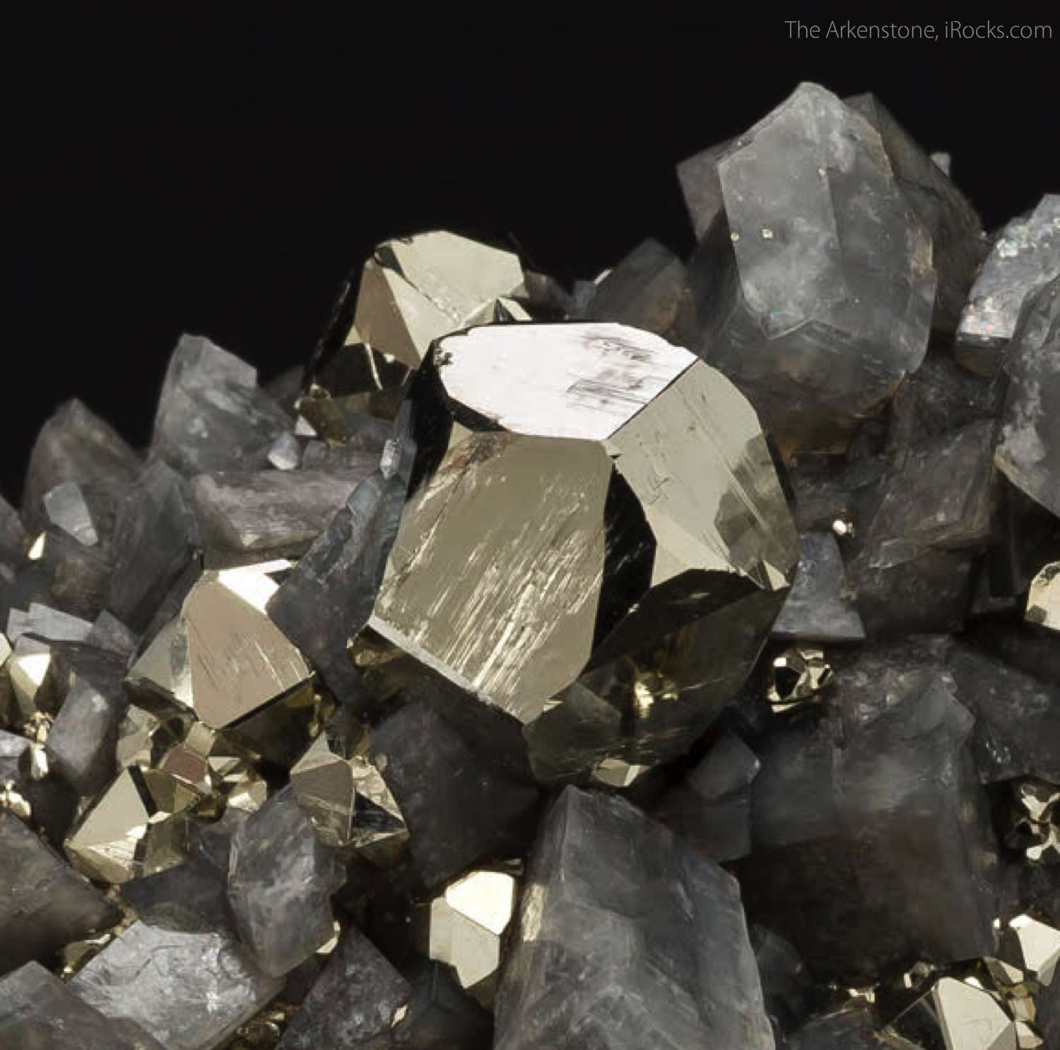 These pyrites incredible luster sharp crystal habit turned early 2014