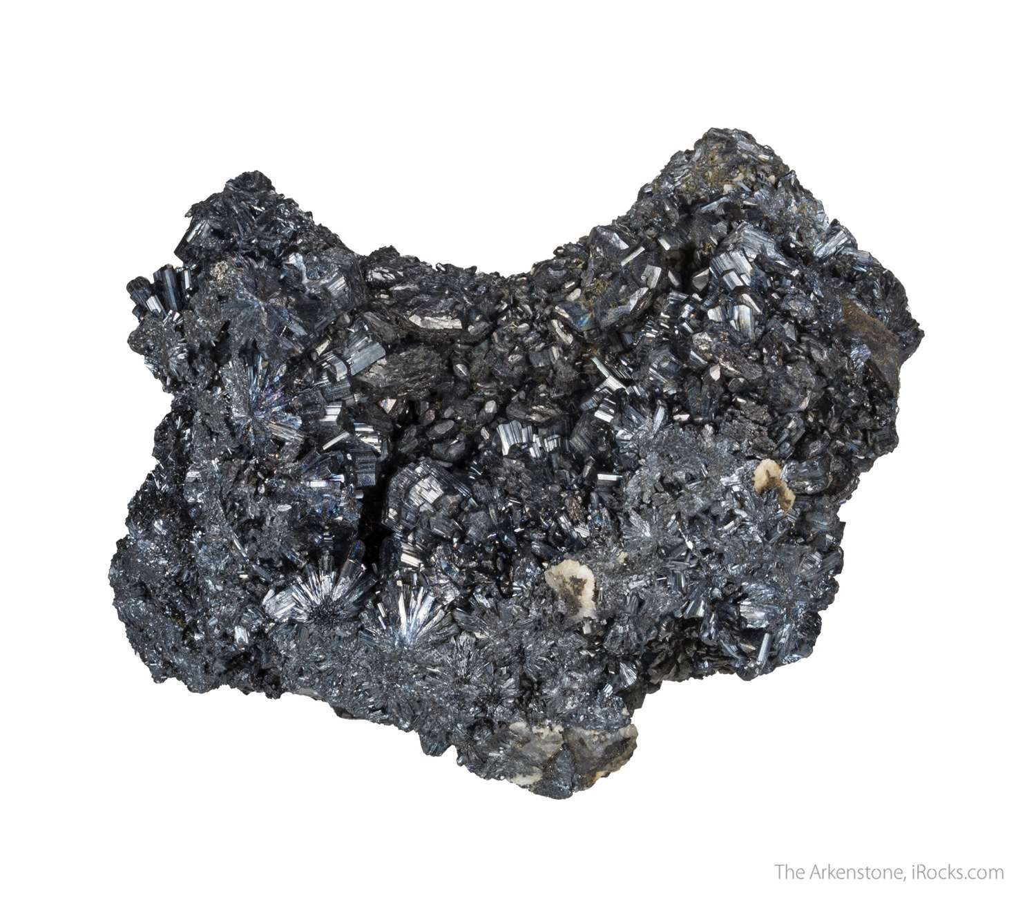 This outstanding specimen goethite originates Cornwall This small