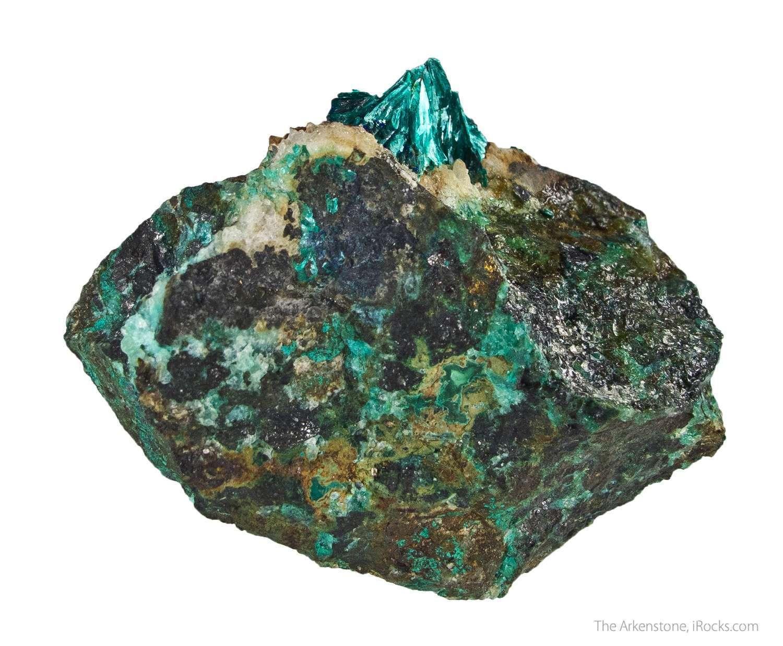 An extraordinary example tyrolite long extinct locale Divergent