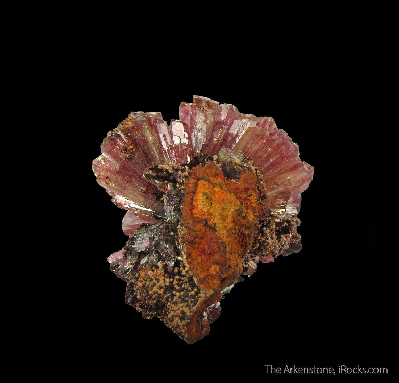 In 1980 astounding pocket Manganoan Adamite Mina Ojuela Mexico Today