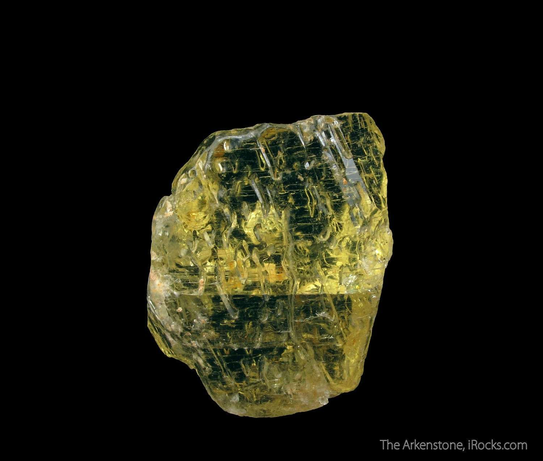 The Itrongay region Madagascar produced finest gem crystals Orthoclase