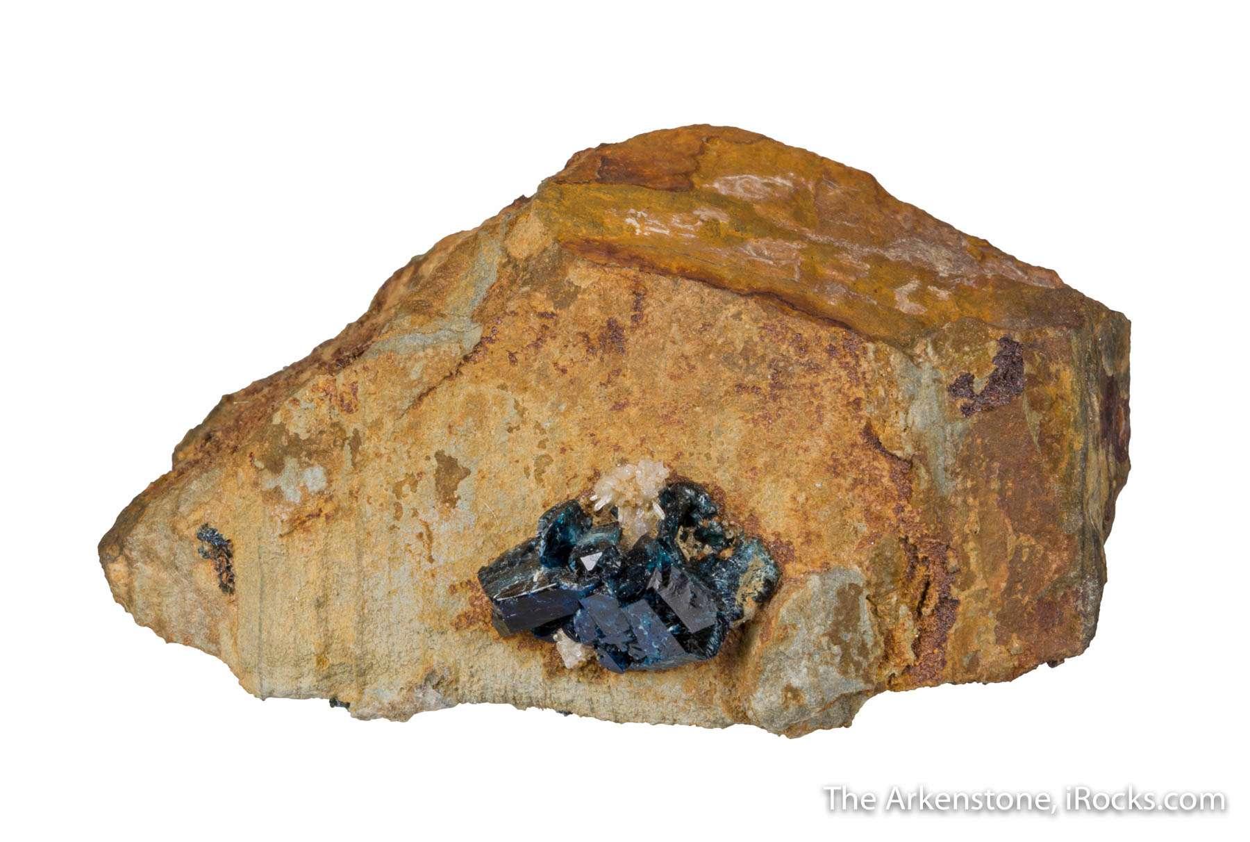 These impressive attractive specimens scorzalite Estano Orcko Bolivia