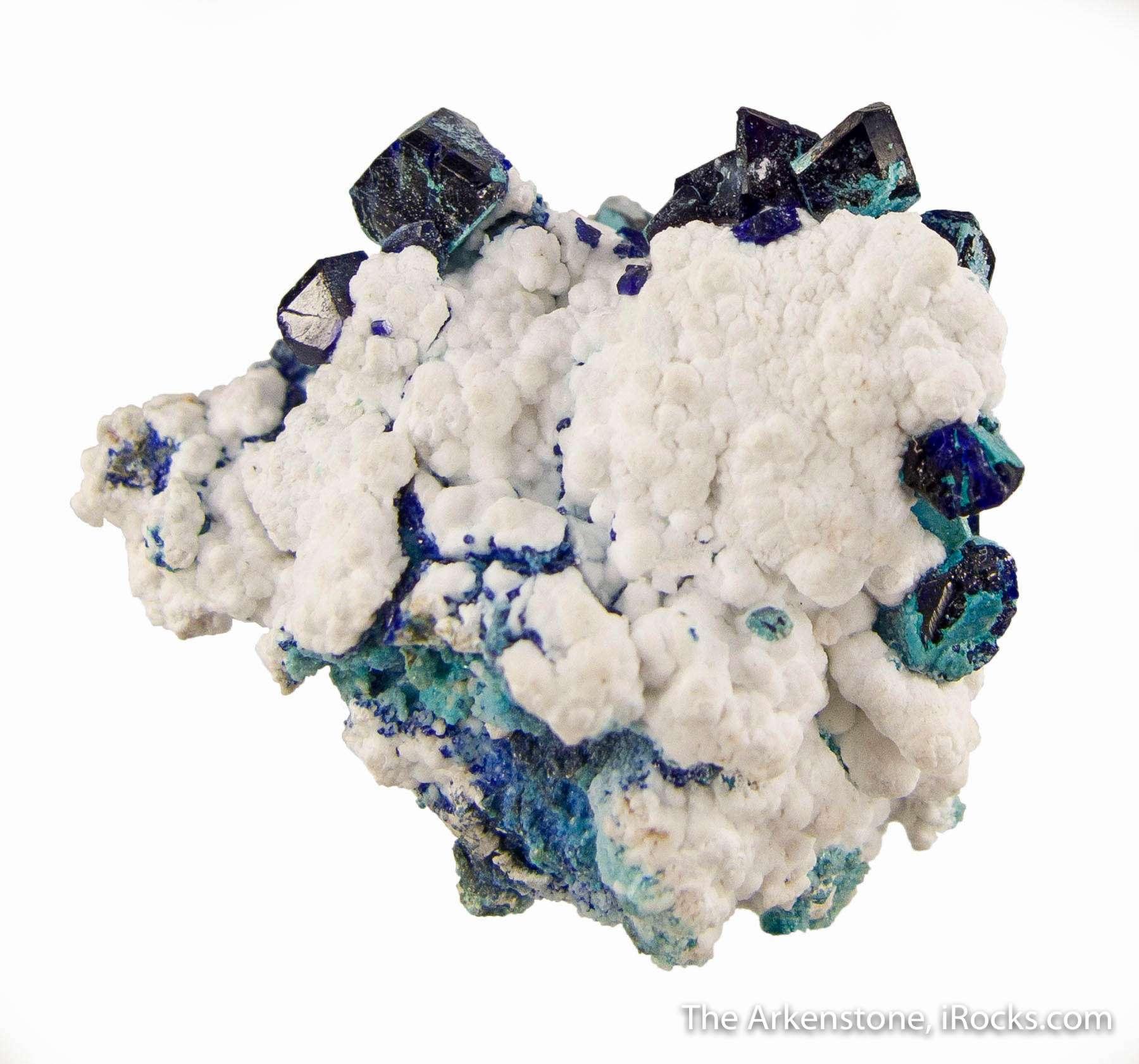 Henmilite exceptionally rare beautiful calcium copper boro hydroxide