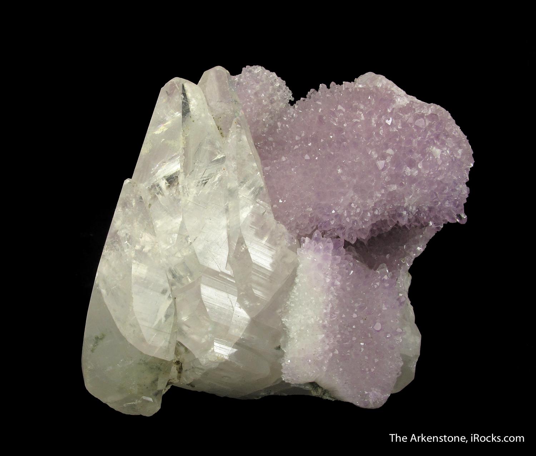 This absolutely superb specimen features set en echelon scalenohedrons