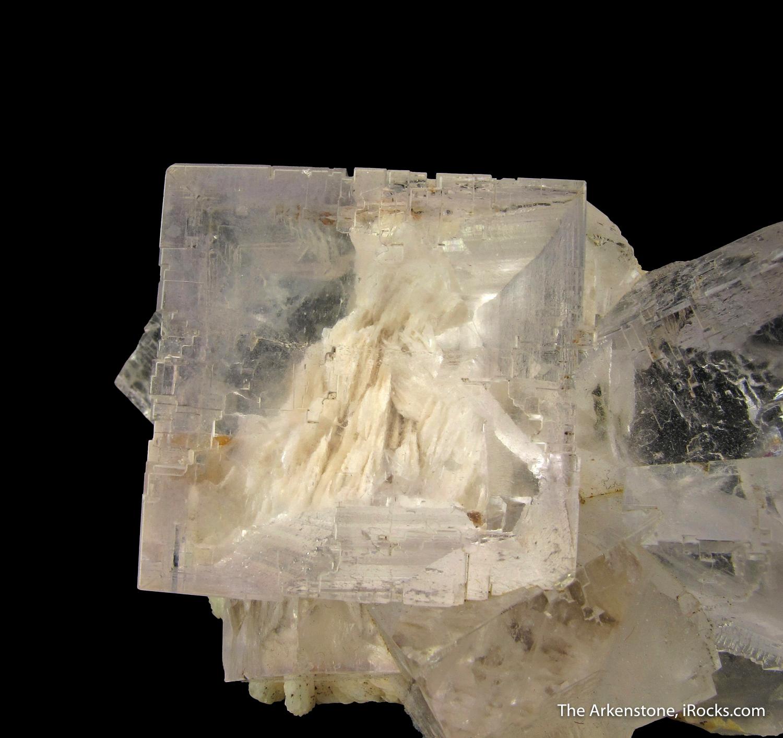 Classic Berbes quite distinctive mineral world gemmy Fluorite crystals