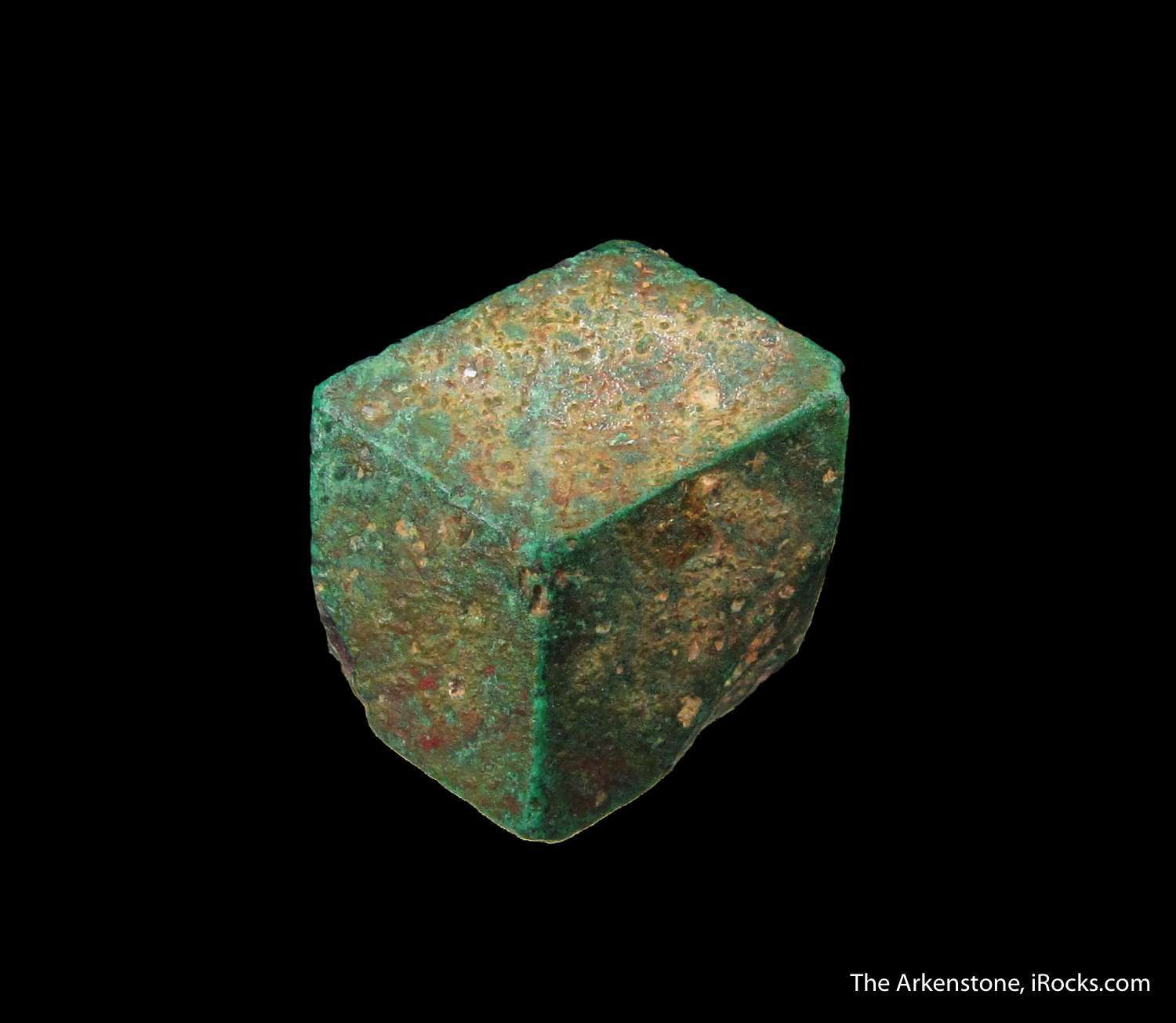 A single sharp highly modified Cuprite famous locality Chessy Chessy