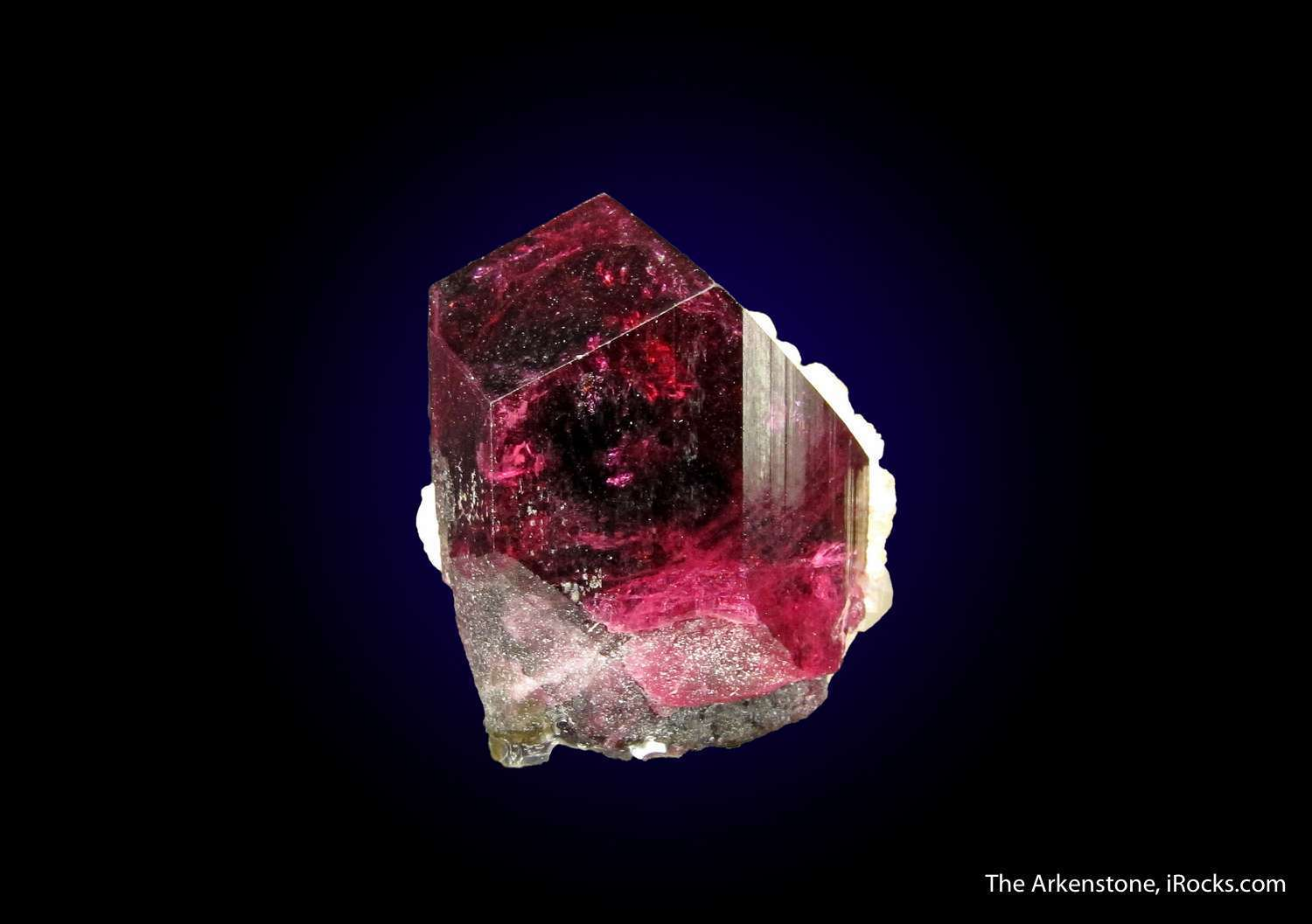 Madagascar produced attractive Tourmaline specimens years including