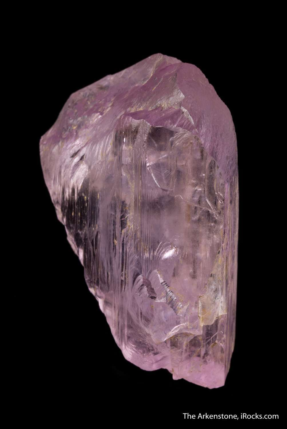 In late 1940s George Ashley discovered large cache kunzite Vanderberg