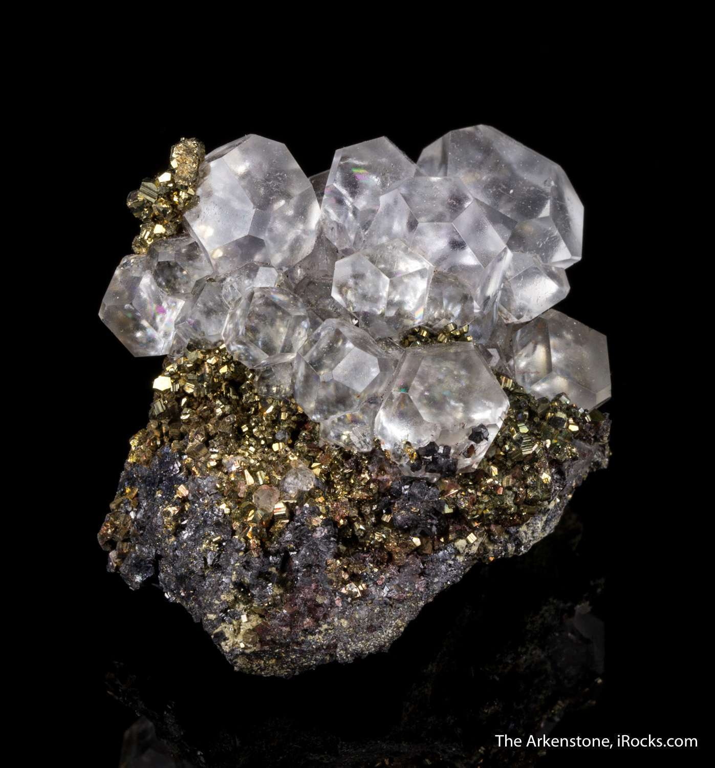 A sparkling jewel like Naica fluorite just different Superbly emplaced