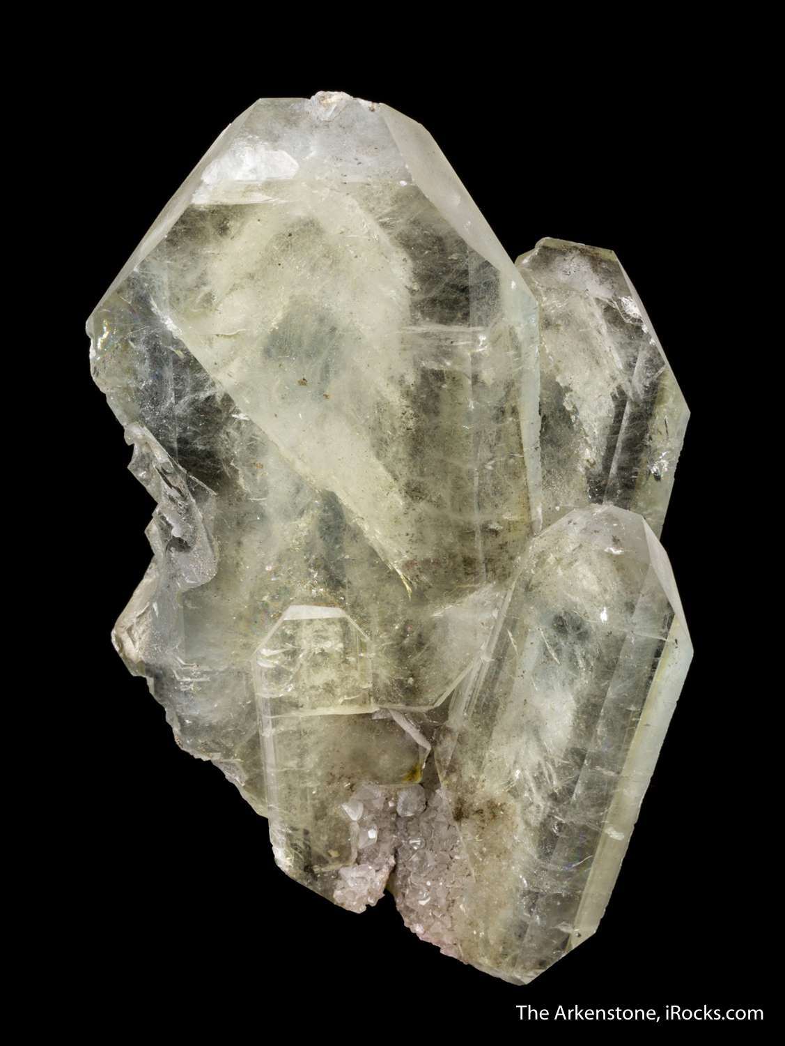 Exceptional locale This glassy gemmy celestine robust locality