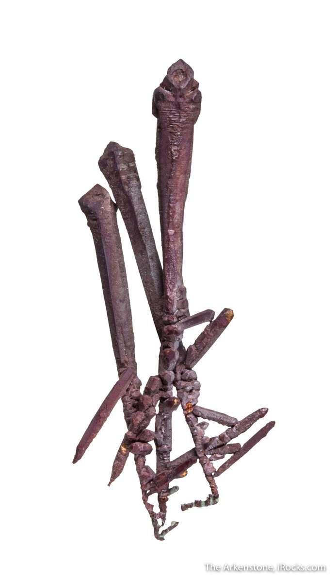 A rare classic copper specimen like seen old books Broken Hill